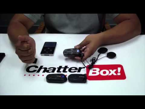 Chatterbox: XBI and XBI2 Bluetooth Setup