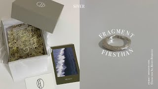 unboxing | silver acc unboxing…