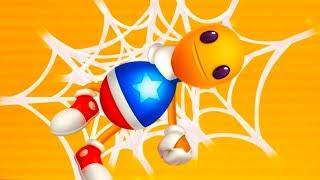 АНТИСТРЕССА Кик зе БАДДИ НАВСЕГДА #64 Кид проверяет на прочность мультяшную игрушку Kick the Buddy
