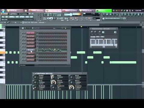 Finger Looser - Tak Peduli 8bit cover FL Studio 10