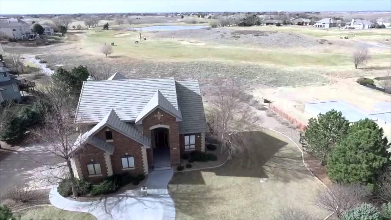 1601 Grandview Drive E Garden City Ks 67846 Mls 15122 Aerial Youtube