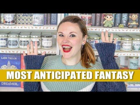 2019 Most Anticipated Fantasy Books