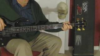 The Art of Parties - Mick Karn Bass Lessons