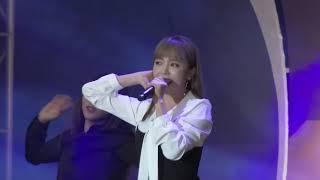 181012 홍진영 보은 대추축제 개막 초청 가수 공연 18년10월12일
