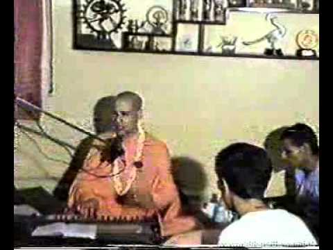 Lecture at Mr ID Chopara's Residence 01 by Radhanath Swami on 1989(Old Lecture)