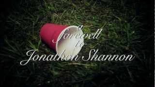 "Tim Shannon Presents: ""A Farewell"" w/ Music by: DJ 3"
