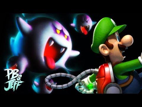BOO JACKPOT! - Luigi's Mansion 3DS Co-Op (Part 9)