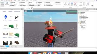[ROBLOX] How to put Coder's weapon pack into a starter pack