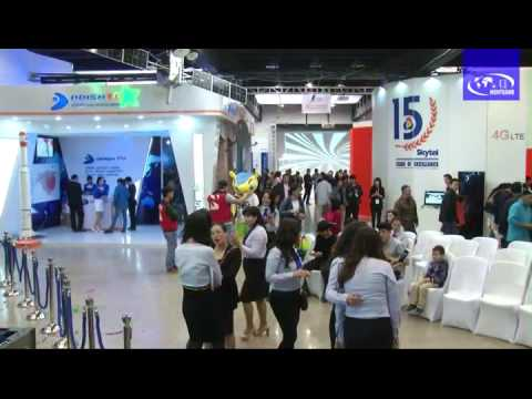 ICT Expo 2014 exhibition takes place