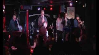 Louis Armstrong Medley by Gwyn Jay Allen (Pizza Express Soho)