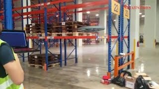 Drones, a game changer in logistics