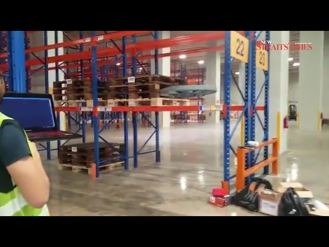Can drones change the face of logistics in Malaysia? [VIDEO]   New