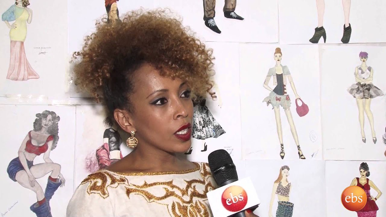 Semonun Addis Next Fashion Design Collage Graduation Ceremony