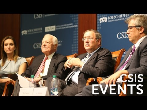 "Schieffer Series: ""The Iran Wars: A discussion of US-Iran Relations"""