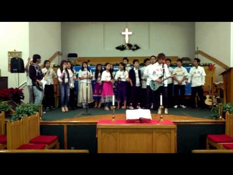 Harrisburg Christmas Program 2013 - Worship