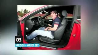Nhac Viet Nam | Bộ sưu tập siêu xe hoành tráng của Messi! | Bo suu tap sieu xe hoanh trang cua Messi!
