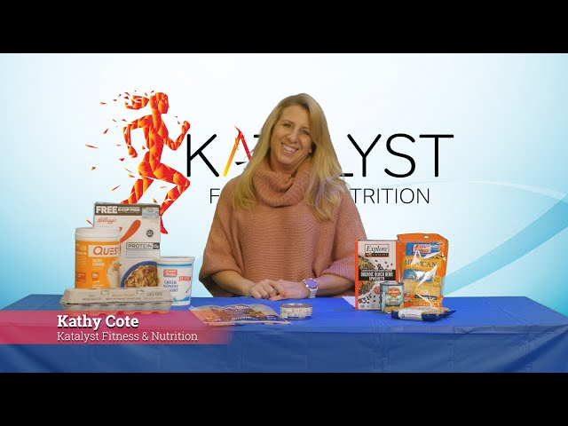 Katalyst Fitness- Protein for Weight Loss