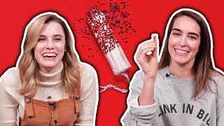 Women Share Their Tampon Horror Stories