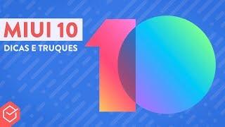 #10 DICAS E TRUQUES na MIUI 10 para qualquer CELULAR XIAOMI!