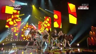 [HD] 130125  SNSD  I Got a Boy+Win+Speech+Encore @ Music Bank