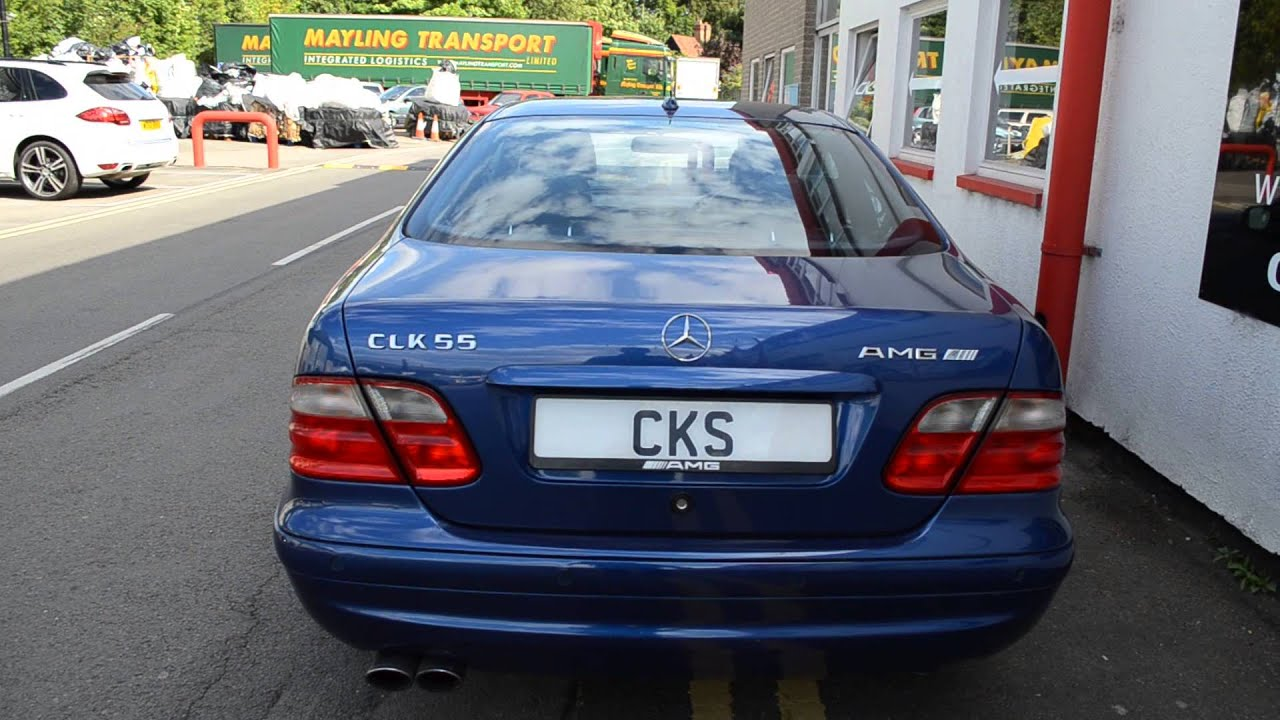 w208 amg clk55 ecu remap cks sport resonator youtube. Black Bedroom Furniture Sets. Home Design Ideas