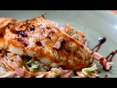 OurenSanos   Receta de pollo teriyaki