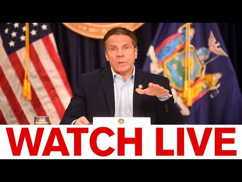 WATC LIVE: NY Gov. Cuomo holds news conference on COVID-19, George Floyd protests