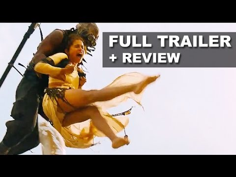 Mad Max Fury Road Official Trailer 2 + Trailer Review : Beyond The Trailer