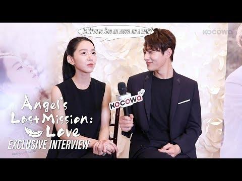 [Exclusive InterviewㅣAngel's Last Mission: Love] Kim Myung Soo ❤️ Shin Hye Sun