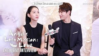 [Exclusive InterviewㅣAngel's Last Mission: Love] Kim Myung Soo ❤️ Shin Hye Sun