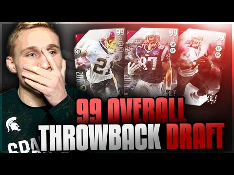 99-overall-throwback-draft-champions!-madden-draft-challenges