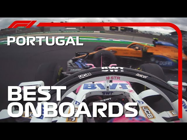 Kimi's Mega Start And The Best Onboards | 2020 Portuguese Grand Prix | Emirates