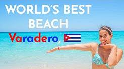 Varadero, Cuba 4K | BEST BEACH IN CUBA 2019