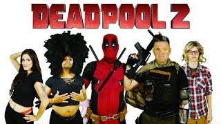 HILARIOUS DEADPOOL 2 PARODY! NSFW Epic Funny Superhero Spoof - MELF