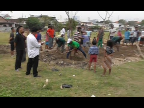 Warga Tolak Pemakaman 7 Terduga Teroris di TPU Putat Gede