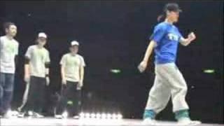 Dance Alive Final 2008, Tokyo (Sunday's vs. Universal Tokai)