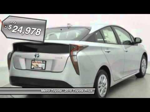 2016 Toyota Prius Kalamazoo MI A8128