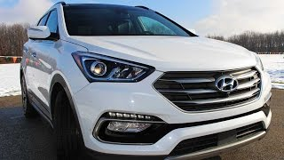 2017 Hyundai Santa Fe Sport: Not Much Sport, But There is Plenty to Like
