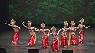 19 舞蹈《IDA AYU KOMANG》 表演:僑友社舞蹈團
