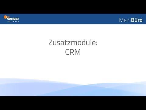 Modul CRM
