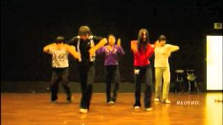 f(x) - Disturbia (Mirrored Dance Practice)