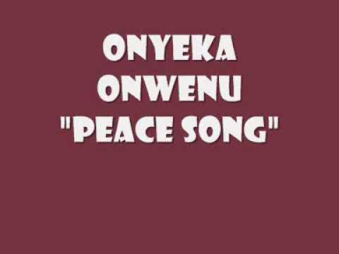 """Onyeka Onwenu """"Peace Song"""""""