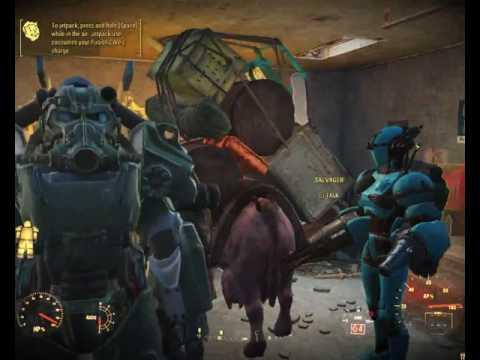 Fallout 4 Settlement Fortification (73-74)