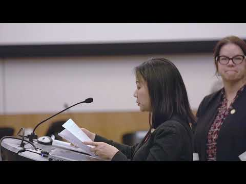Kathy Tran Presents Virginia Third Trimester Abortion Bill in Committee