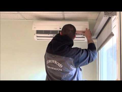 Climatisation et Chauffage de Bureau, Magasin, Commerce