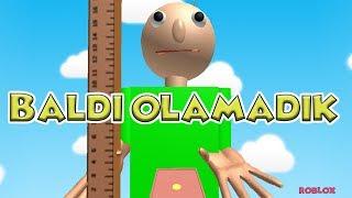 Baldi Olamadık-📏 Baldi ' s Basics multiplayer 📏-Roblox Türkçe-Pratik oyun
