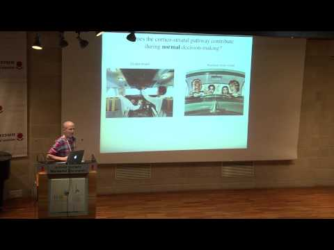 Anthony Zador: Corticostriatal circuits underlying auditory decisions