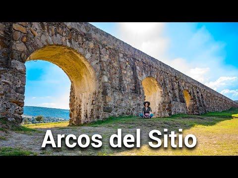 Visitando Arcos del Sitio en Tepotzotlán, Estado de México - Diana y Aarón (DYA)