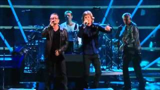 U2 & Mick Jagger - Stuck in a Moment You Can