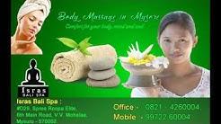 Body Massage in Mysore | Isras Bali Spa